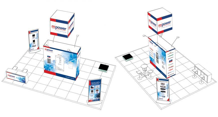 MPower Exhibition Concept