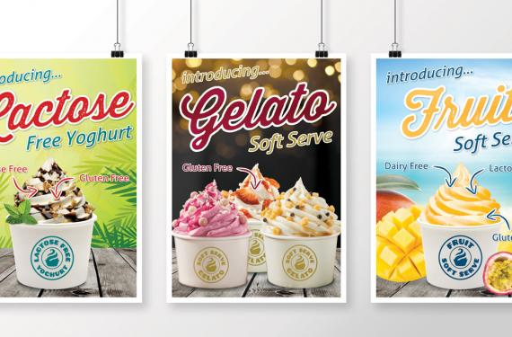 Soft Serve Posters