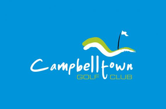 Campbelltown Golf Club Logo