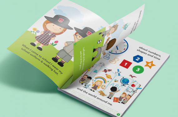 St Peter's Anglican Primary School Story Book