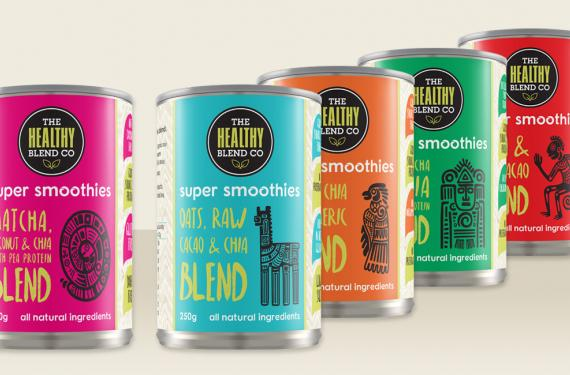 Can Label Package Design