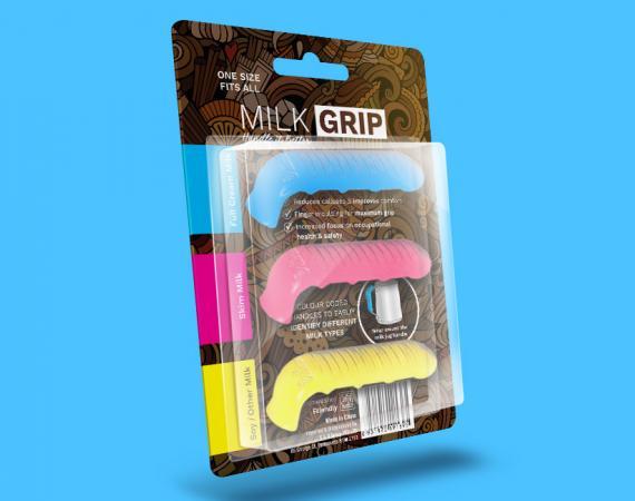 Header Card Blister Pack Design
